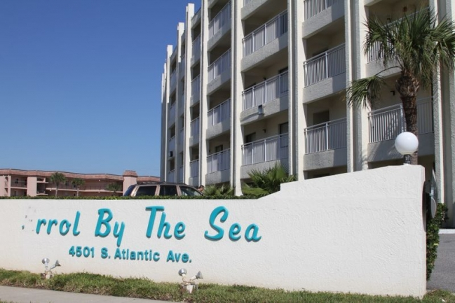 Errol By The Sea New Smyrna Beach Condos