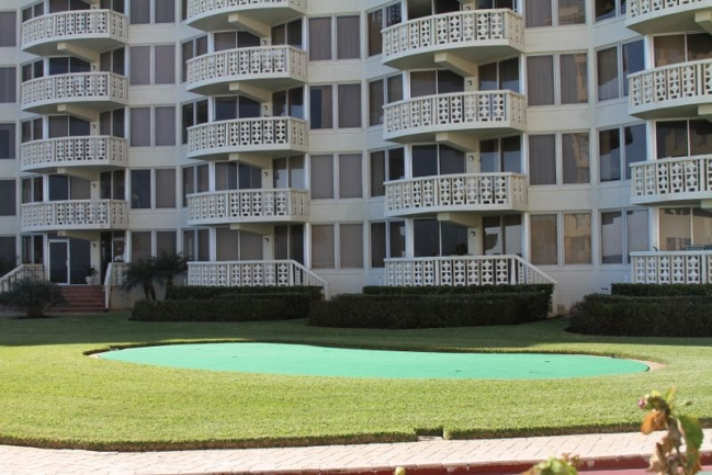 2 bedroom, 2 bathroom units come fully furnished.