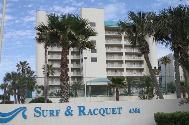 Surf And Racquet New Smyrna Beach, FL Condos