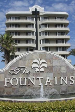 The Fountains New Smyrna Beach, FL Luxury Condominium