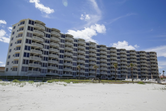 Each of the 88 units comes fully furnished.